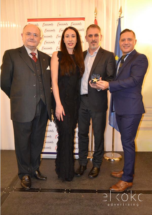 Elkoko Advertising, ganadores del premio Estrella de la Excelencia Profesional 2017