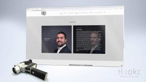 Diseño Web y Programación WordPress de sitio corporativo para apetececine.com.