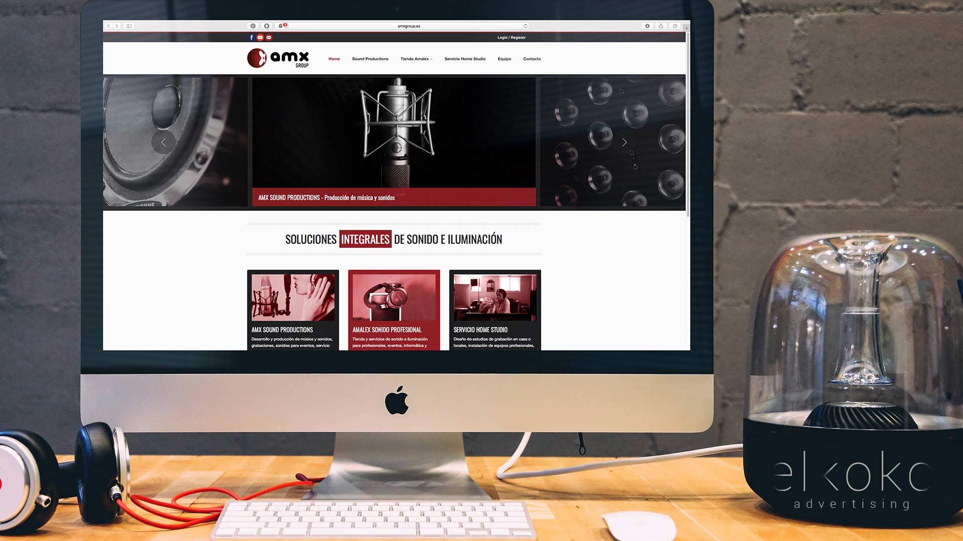 Diseño web Wordpress. Wordpress Málaga. Estudio de publicidad Málaga.