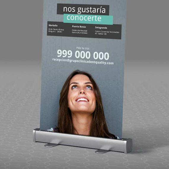 Diseño de carteles en Málaga. Diseño gráfico y carteleria.