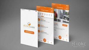 Diseño de app móvil para inmobiliaria en Málaga. Mejor Agencia de Publicidad en Málaga.