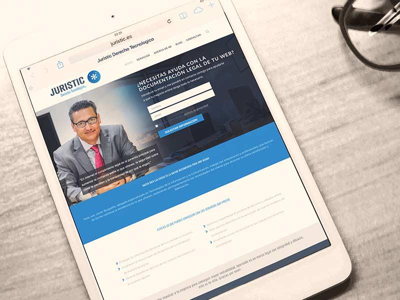 Diseño web wordpress Málaga.