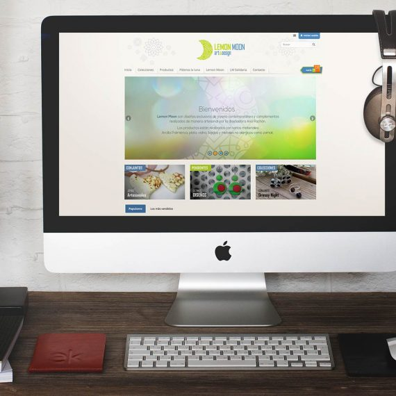Diseño web e-commerce. Diseño web Prestashop Málaga. Estudio de diseño web Málaga.