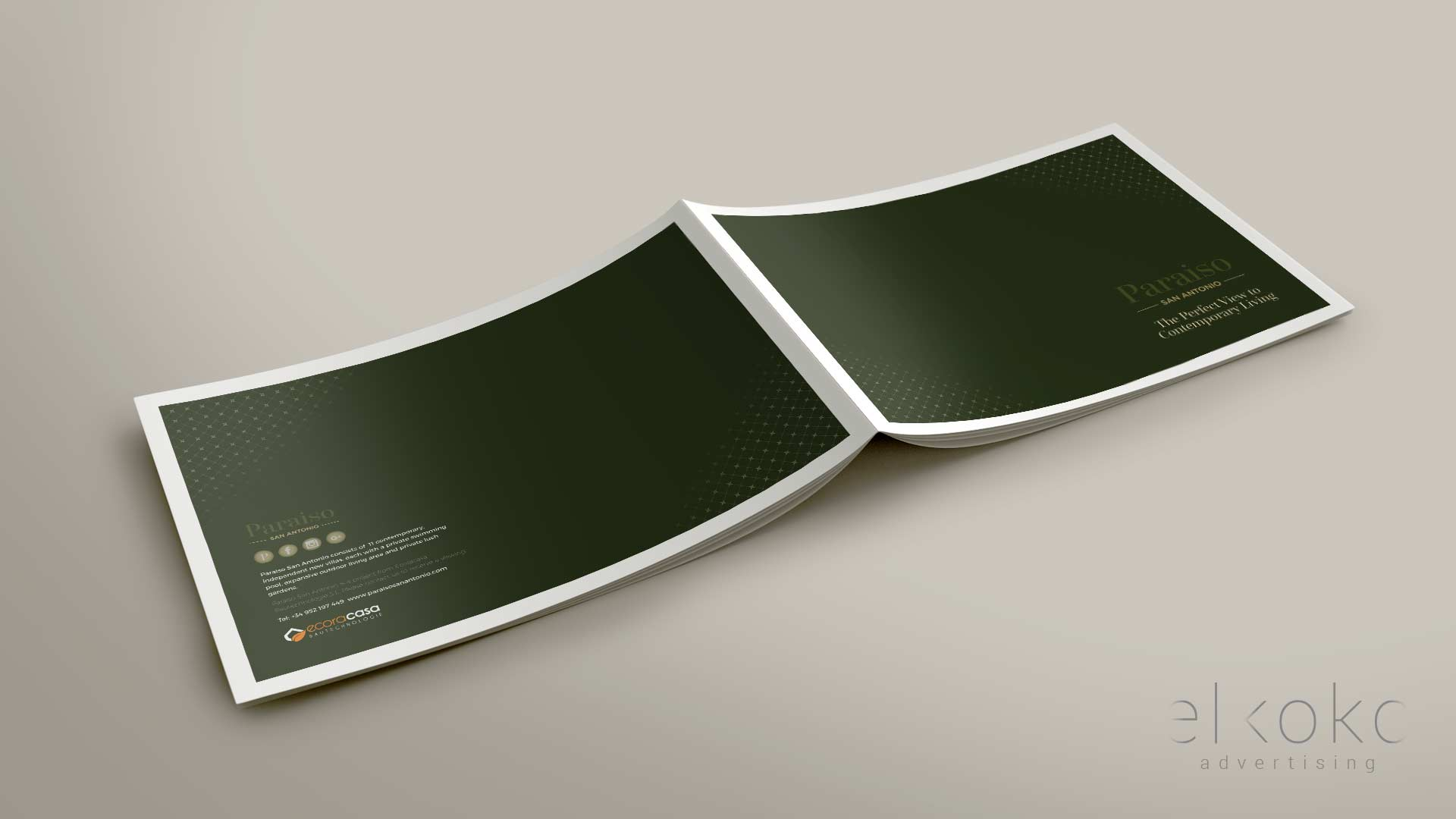 Diseño de catálogos en Málaga. Diseño de Estudio creativo málaga. Diseñadores Gráficos.