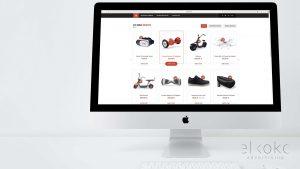 Diseño de tienda online e-commerce Málaga. Prestashop Málaga. Agencia de publicidad Málaga.