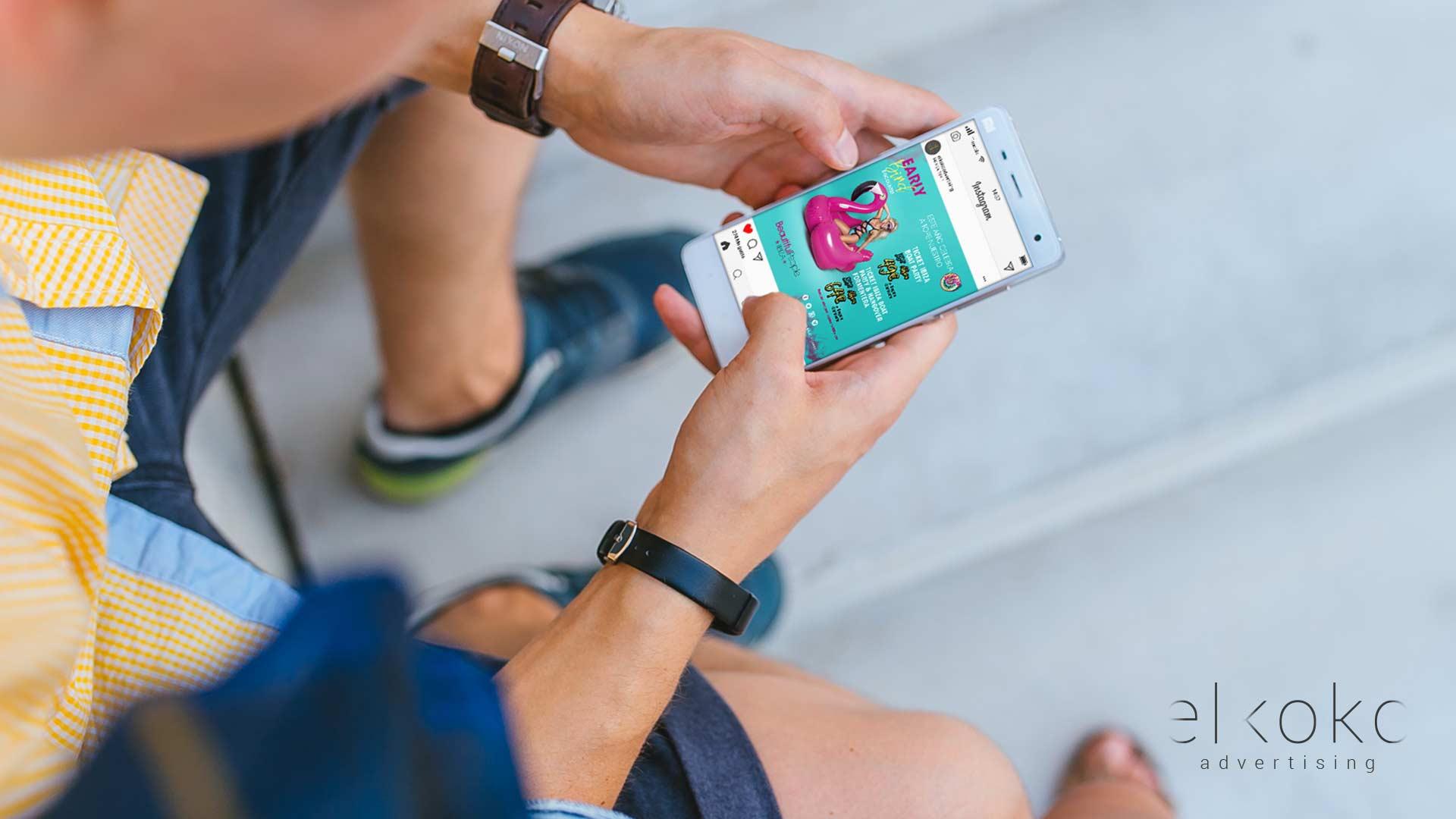 Diseño de posts para redes sociales. Agencia de publicidad Málaga. Diseñadores gráficos.