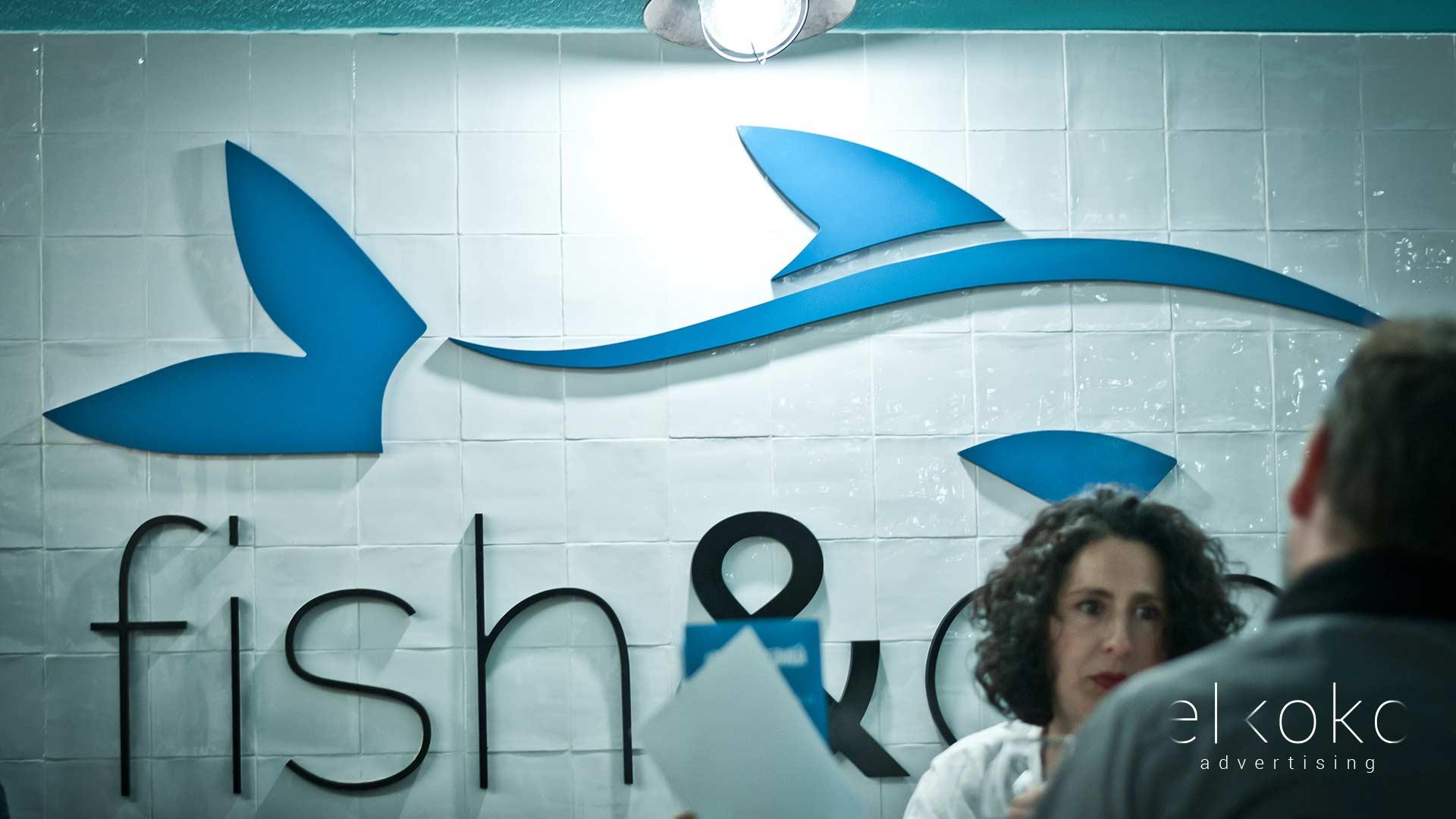 Diseño de cartelería para restaurantes. Mejores agencias de publicidad en Málaga.