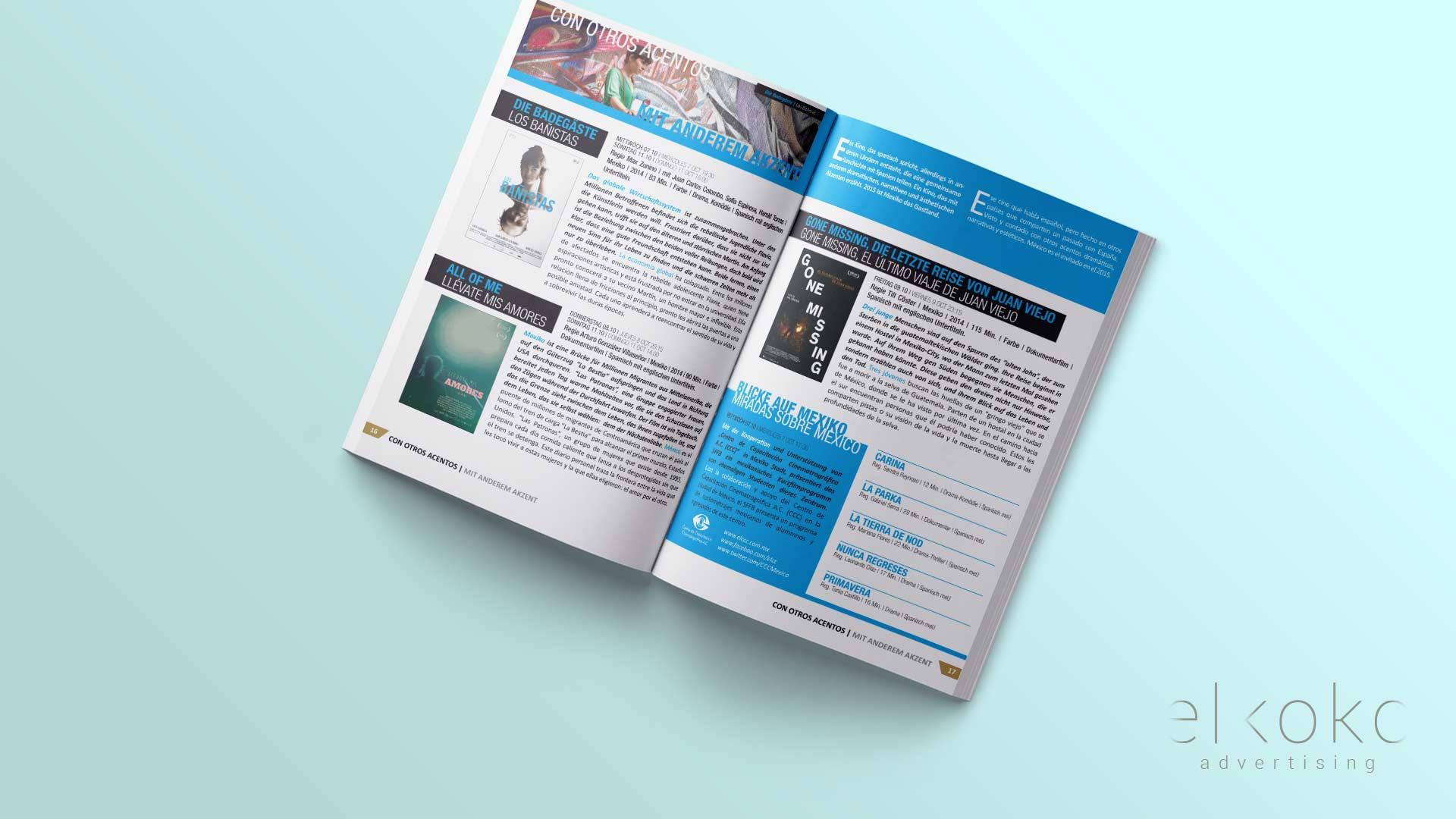 Diseño editorialDiseño Editorial Málaga. Agencias de publicidad en Málaga.