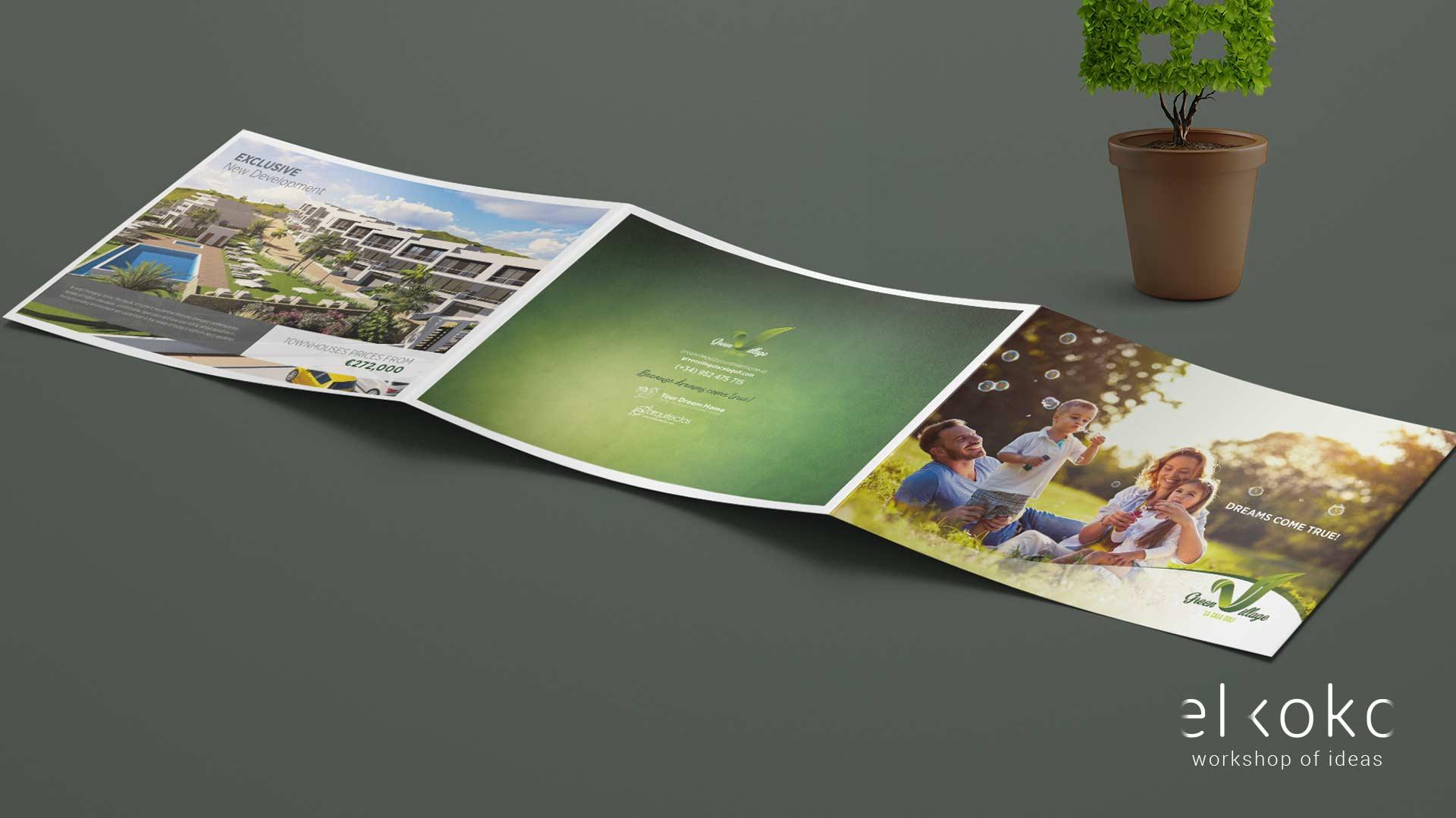 Catálogo promocional inmobiliario