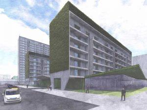 Modelados 3D para Proyectos Preliminares. Arquitectura Técnica Málaga.
