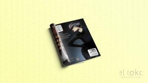 Publicidad para revistas, diseño gráfico málaga. Diseño gráfico editorial.