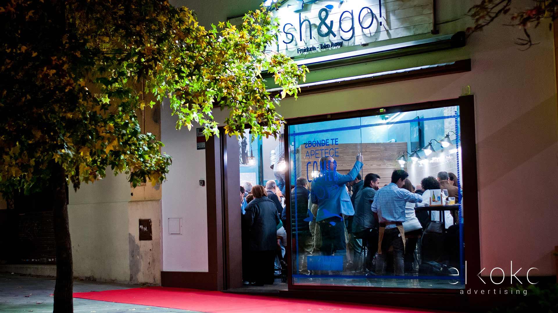 Fotografía restaurantes Barcelona. Fotografía de locales para publicidad. Fotógrafos en Barcelona.