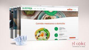 Diseño web wordpress para restaurantes