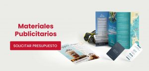 Materiales publicitarios, materiales de marketing