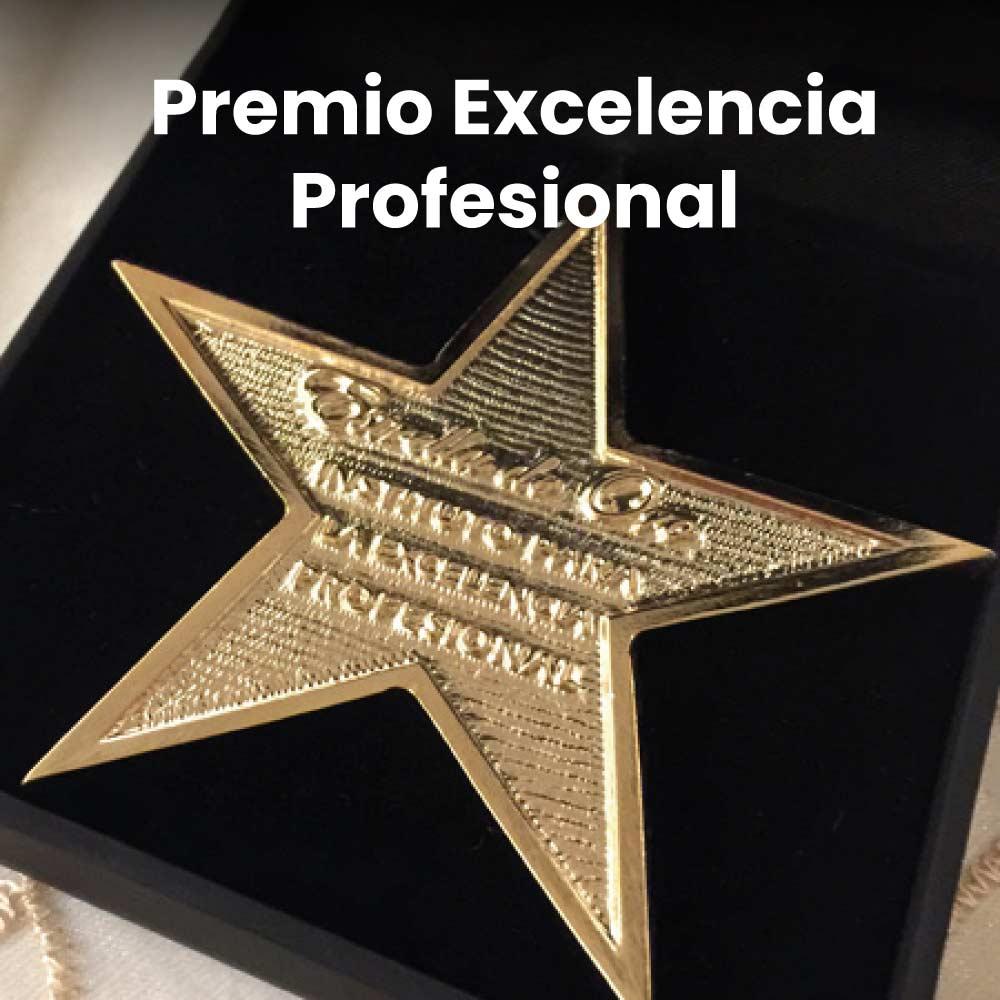 Premio Excelencia Profesional Diseño Gráfico Málaga