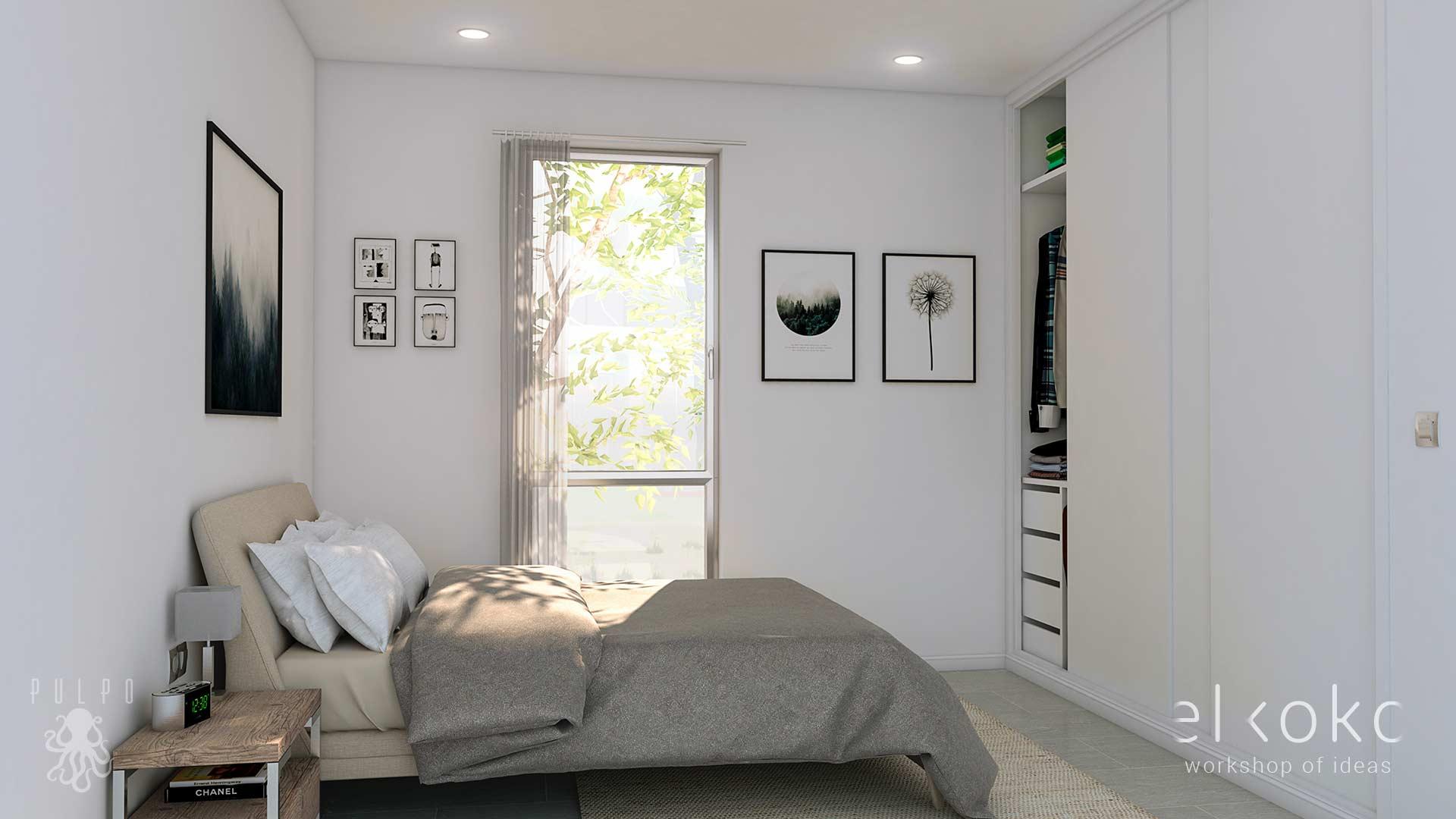 Infografias Arquitectónicas e Interiores 3D de alto realismo.