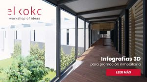 Infografias 3D para Arquitectura y Promoción Inmobiliaria