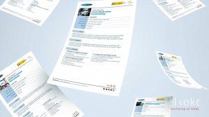 Diseño de fichas para cursos subvencionados