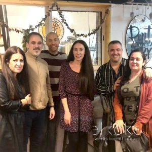 Colaboradores de Elkoko Workshop