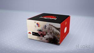 Diseño de Packaging MDR