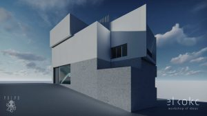 Imágenes 3D para promoción inmobiliaria