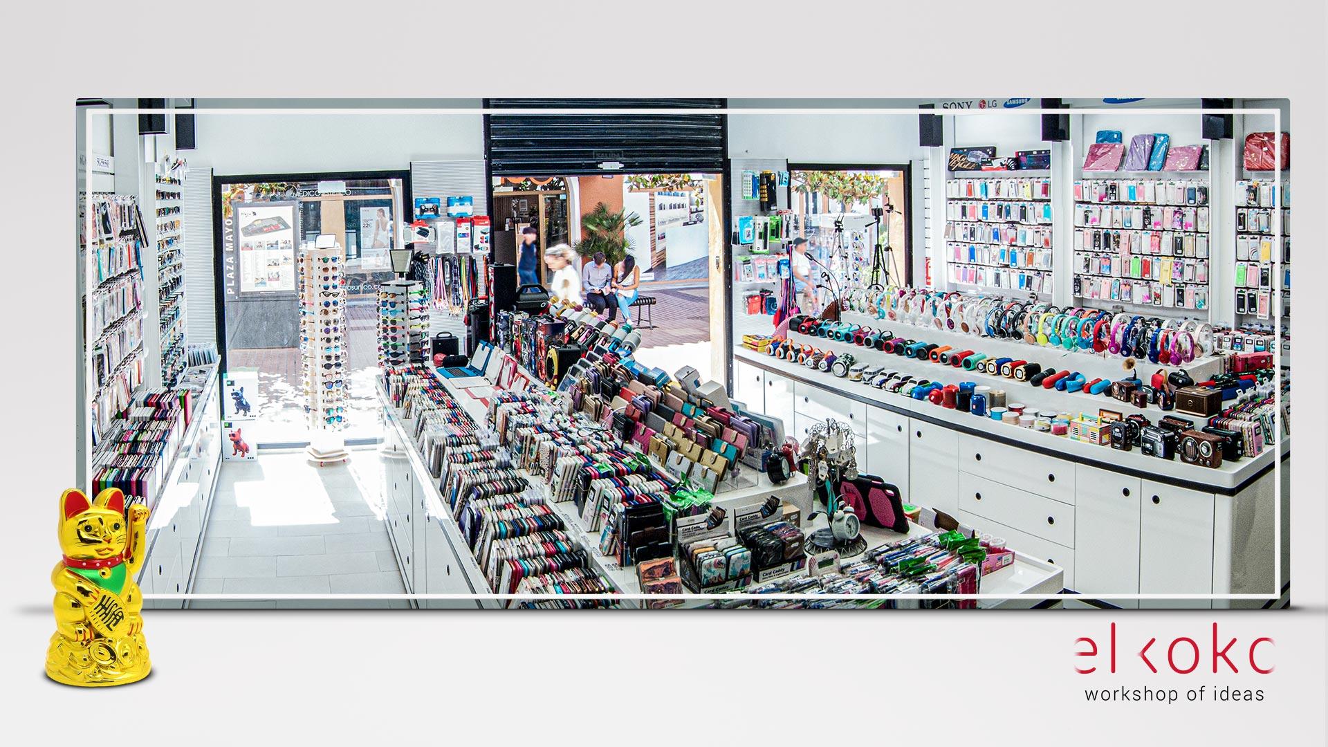 Fotografía para locales comerciales