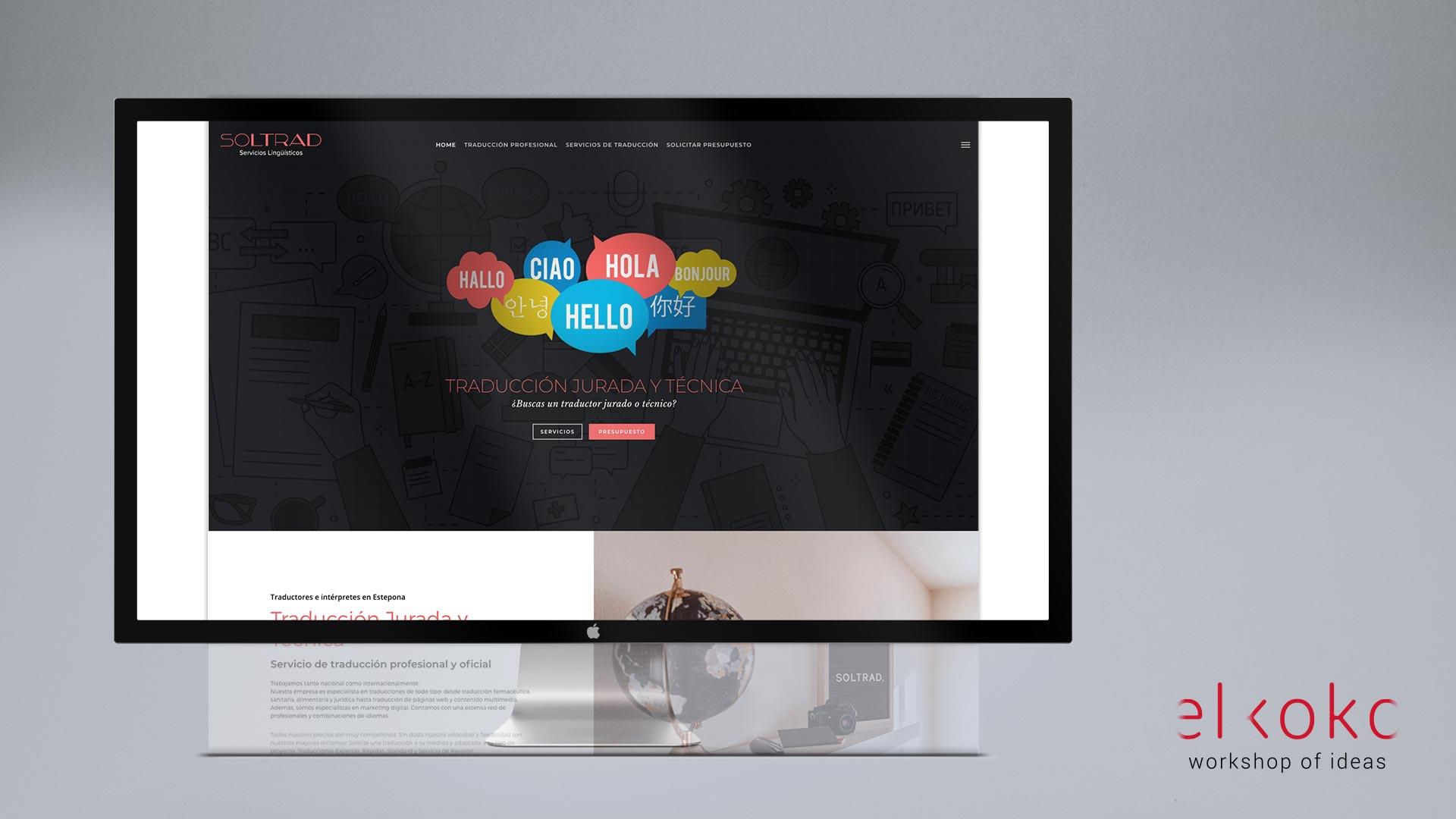 Diseño Web Wordpress Málaga, Agencia de Diseño