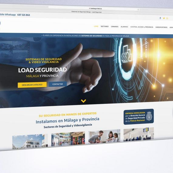 Empresa de Diseño Web en Málaga