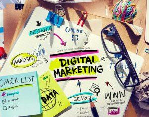Marketing Digital, Tareas de Diseño y Publicidad