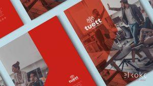 Diseño de Catálogo Corporativo Málaga