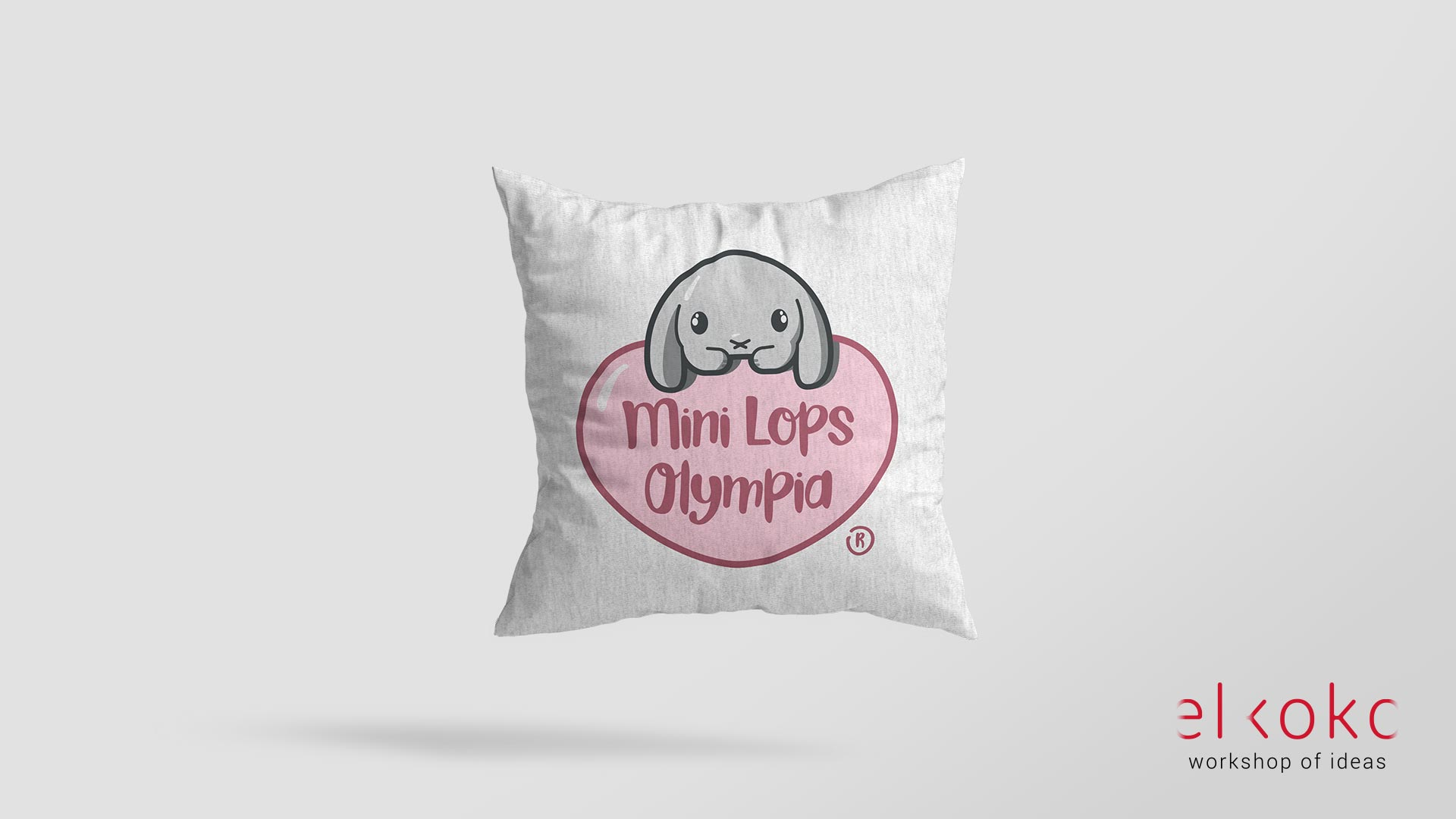 Mini Lops Olympia, Imagen Corporativa