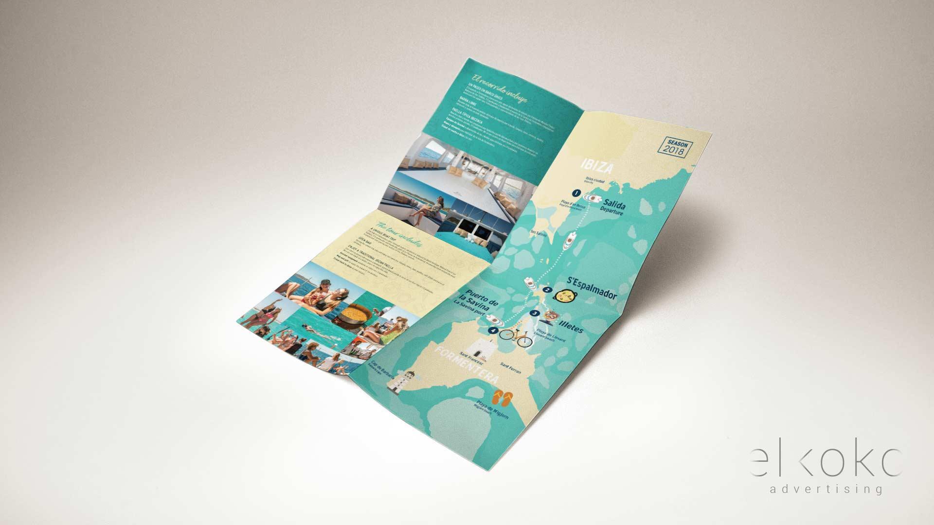 diseño de flyers publicitarios