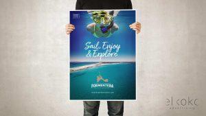 diseño de pósters para publicidad