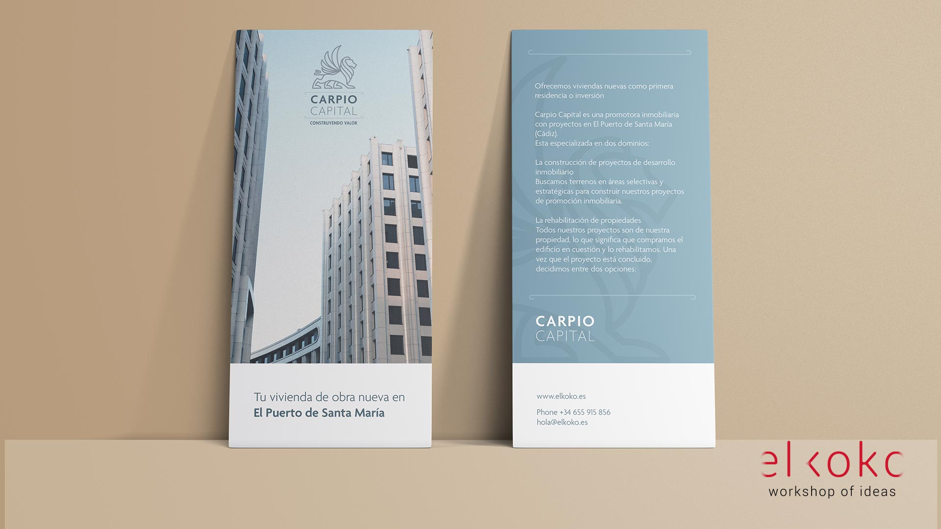 Publicidad Impresa para Inmobiliarias