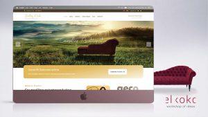 Sitio web para Councelling Online