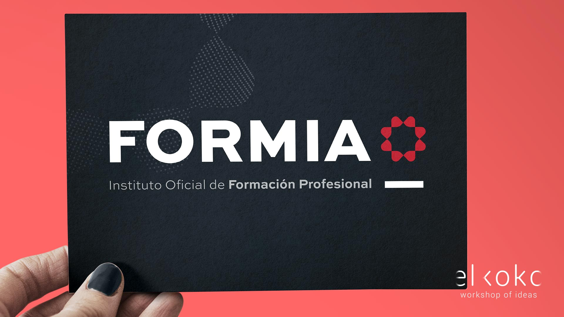 Formia Naming y Logotipo