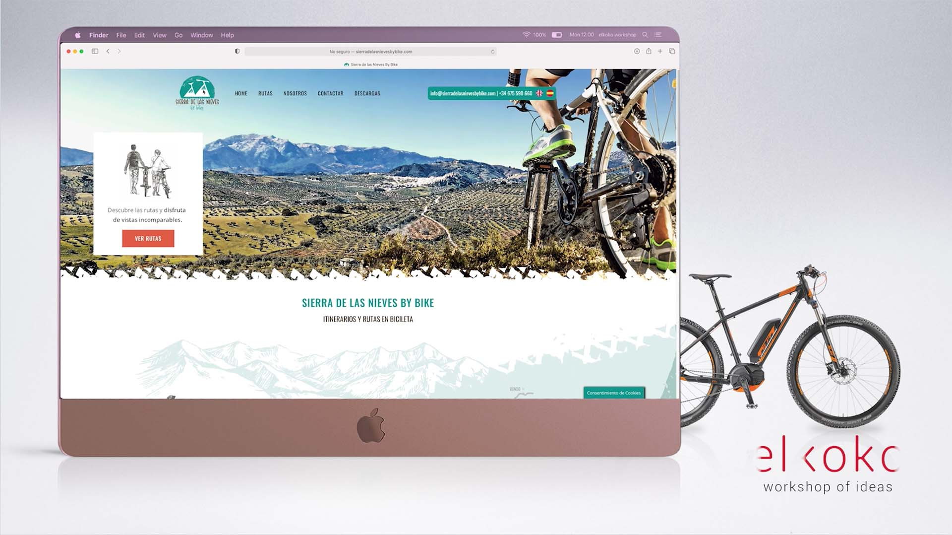 Sierra de las Nieves By Bike